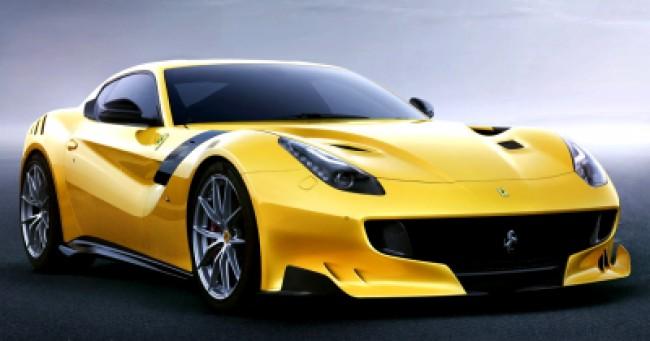 imagem do carro F12 Berlinetta