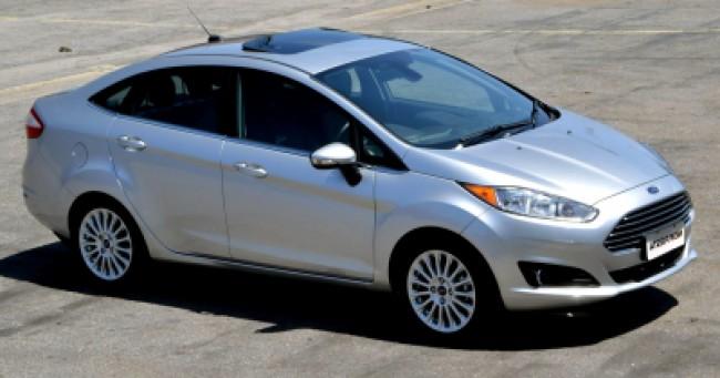 imagem do carro Fiesta Sedan