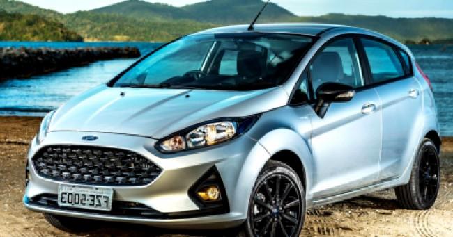 imagem do carro Fiesta