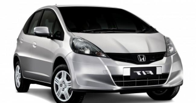 imagem do carro versao Fit CX 1.4