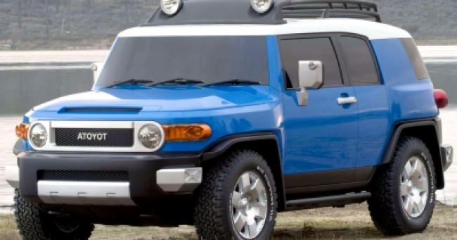 imagem do carro Fj Cruiser