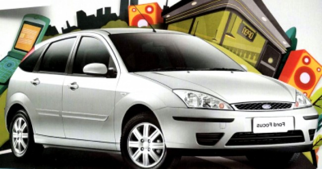 imagem do carro versao Focus Ghia 2.0