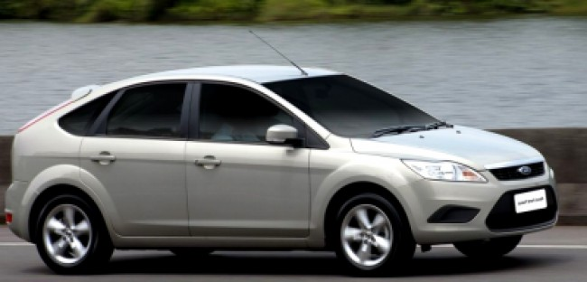 imagem do carro versao Focus GLX 1.6 16V