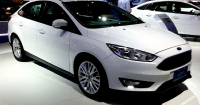 imagem do carro Focus Sedan