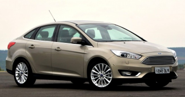 imagem do carro versao Focus Sedan Titanium 2.0 AT