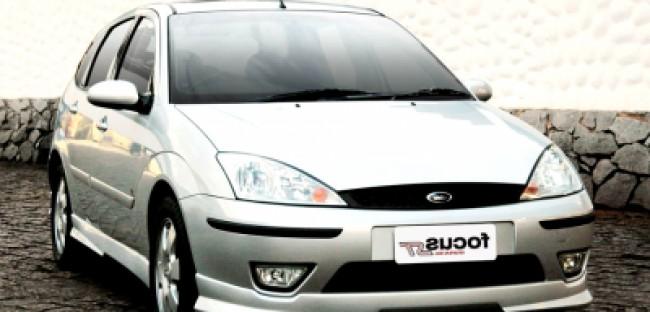 imagem do carro versao Focus ST 2.0