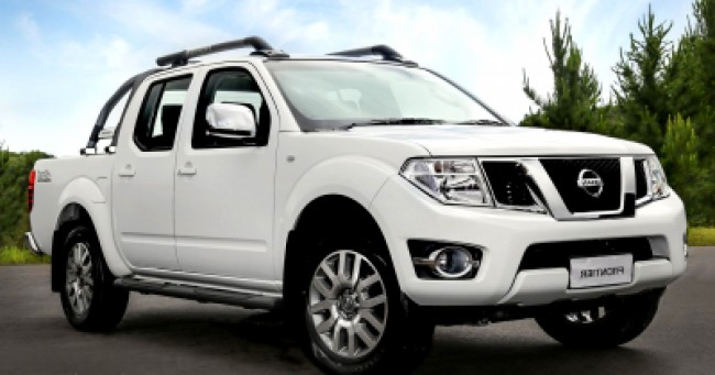 imagem do carro versao Frontier SL 2.5 Turbo 4x4 AT