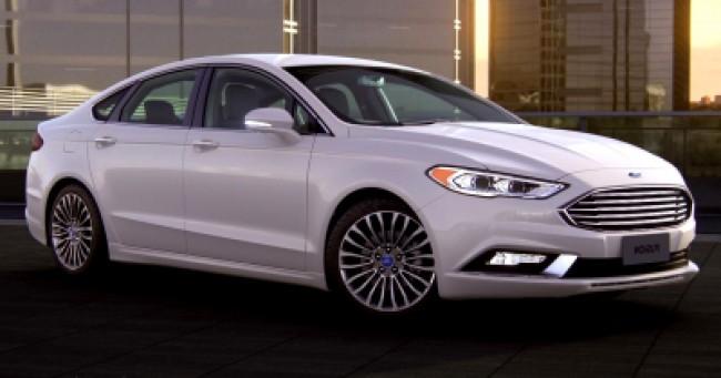 imagem do carro Fusion