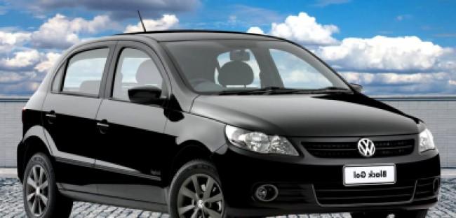 imagem do carro versao Gol Black 1.0