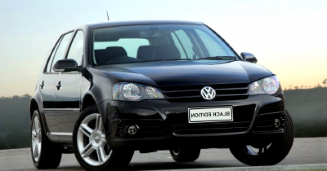 imagem do carro versao Golf Black Edition 2.0 AT