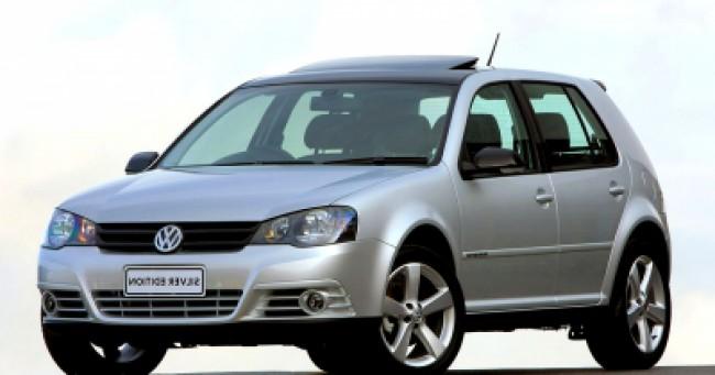 imagem do carro versao Golf Silver Edition 2.0
