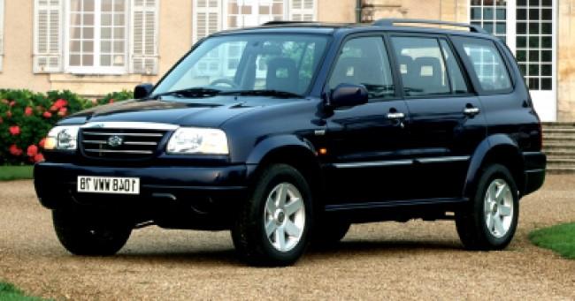 imagem do carro versao Grand Vitara XL7 2.7 V6