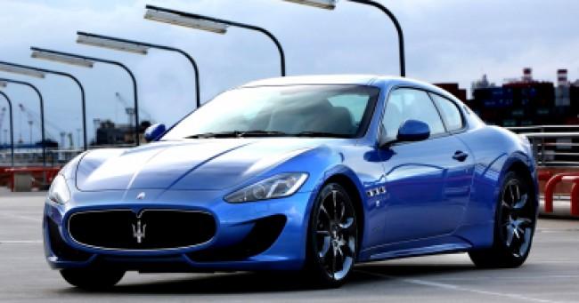 imagem do carro versao GranTurismo Sport 4.7 V8