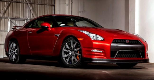 imagem do carro versao GT-R Premium 3.8 V6 biturbo