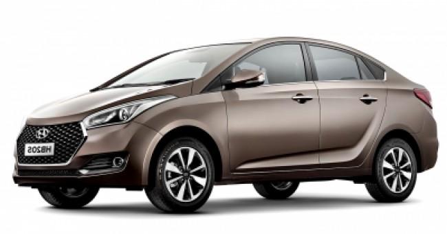 imagem do carro versao HB20S Premium 1.6 AT