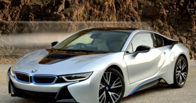 imagem do carro I8