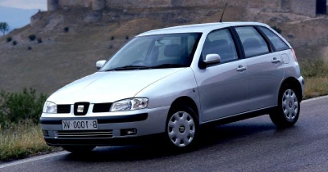imagem do carro versao Ibiza 1.6