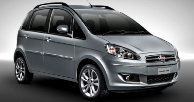 imagem do carro versao Idea Essence 1.6 16V Dualogic