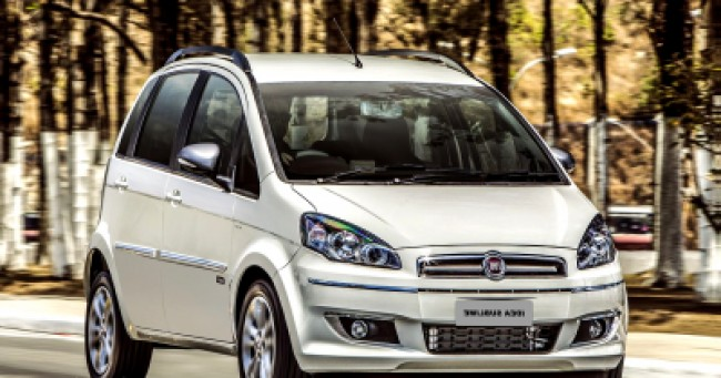 imagem do carro versao Idea Sublime 1.6 16V Dualogic