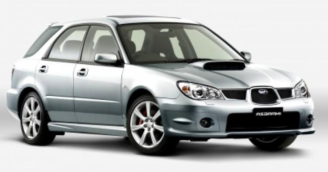 imagem do carro Impreza Sw