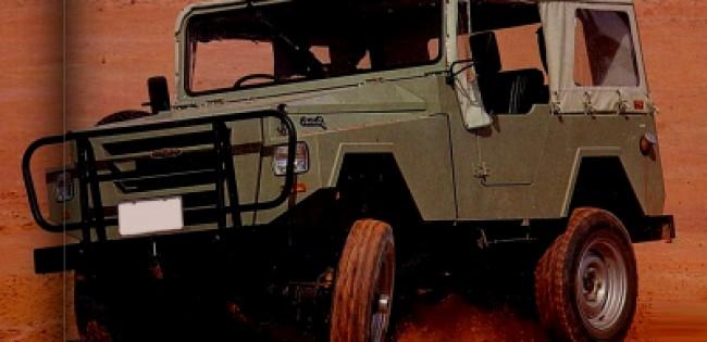 imagem do carro Javali