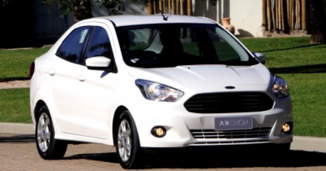 imagem do carro Ka Sedan