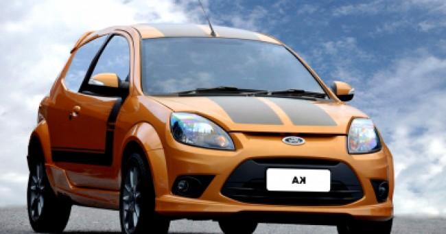 imagem do carro versao Ka Sport 1.6