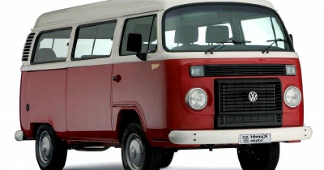 imagem do carro versao Kombi 50 Anos 1.4