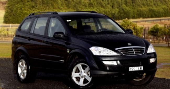 imagem do carro Kyron