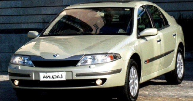 imagem do carro versao Laguna Privilege 3.0 V6