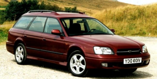imagem do carro Legacy Tw
