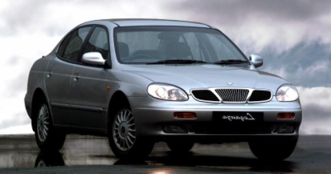 imagem do carro versao Leganza CDX 2.0 AT
