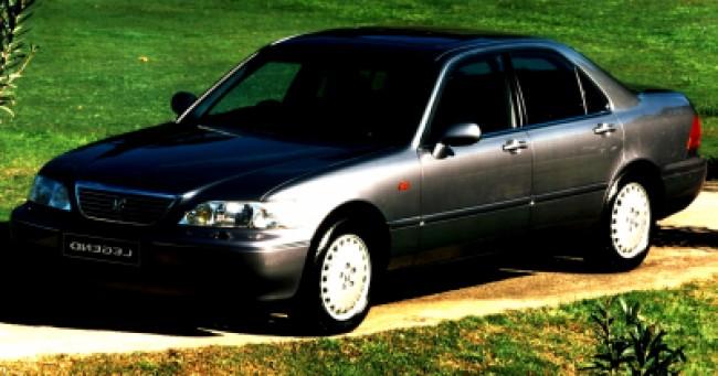 imagem do carro Legend