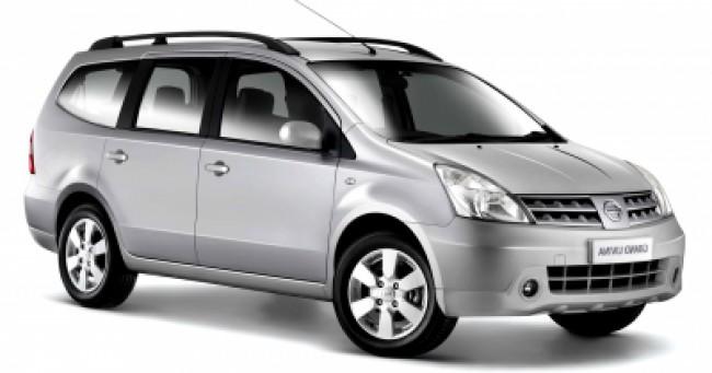imagem do carro Livina