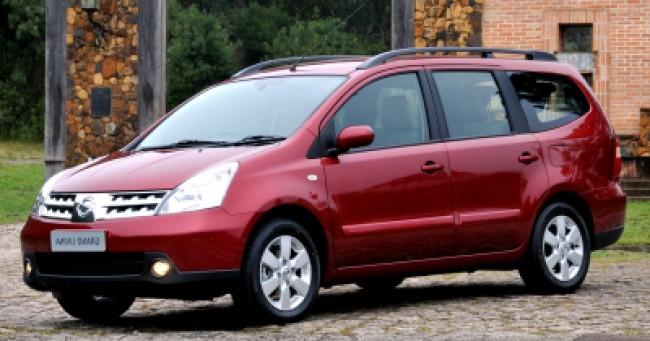 imagem do carro versao Livina Grand SL 1.8 AT