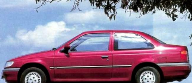 imagem do carro versao Logus GL 1.8