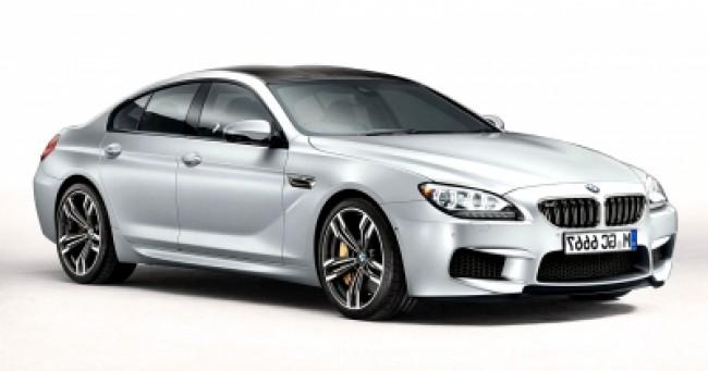 imagem do carro M6