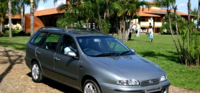 imagem do carro Marea Weekend