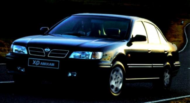 imagem do carro Maxima