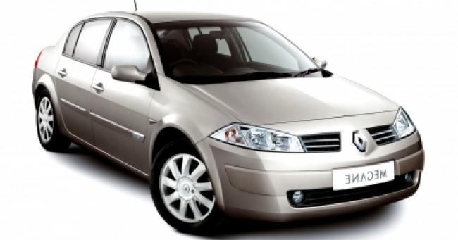 imagem do carro Megane