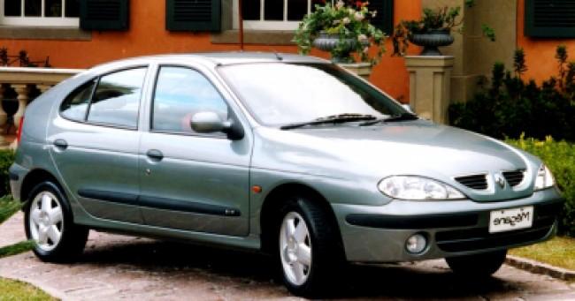 imagem do carro Megane Hatch