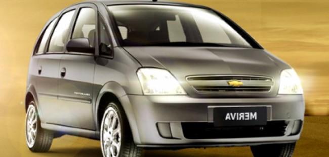 imagem do carro Meriva