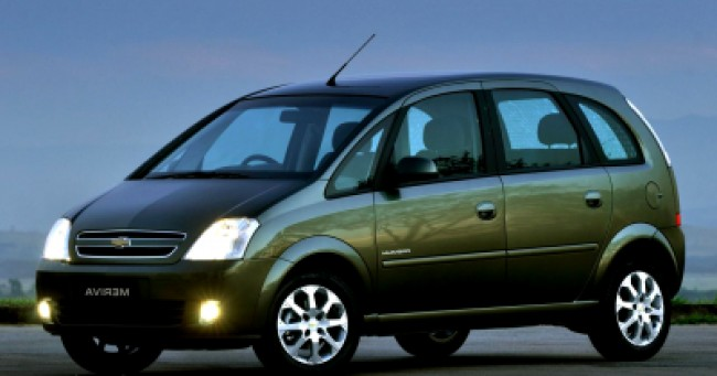 imagem do carro versao Meriva Premium 1.8 Easytronic