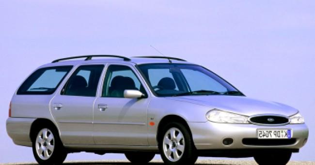 imagem do carro Mondeo Sw