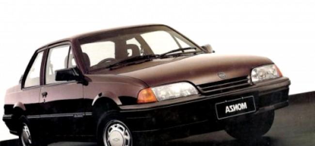imagem do carro versao Monza SL/E 1.8