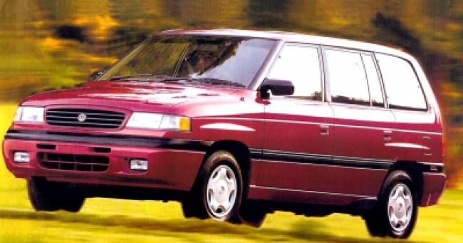 imagem do carro Mpv