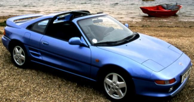 imagem do carro Mr2
