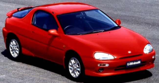 imagem do carro Mx-3