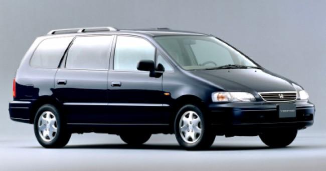 imagem do carro Odyssey