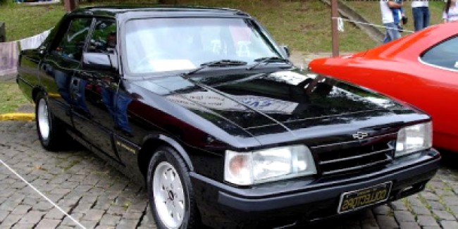 imagem do carro Opala